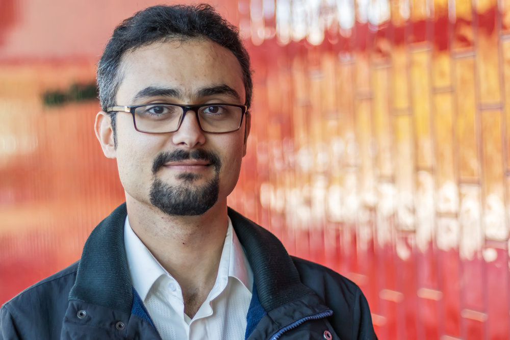 Sadegh Imani Yengejeh - Young Science Ambassador and mechanical engineer enrolled in a phd in nanoengineering and computational mechanics at Griffith University.