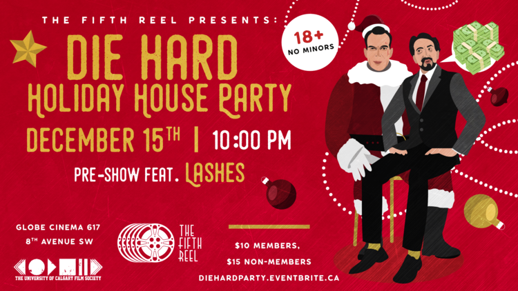 Die Hard Holiday House Party The Fifth Reel