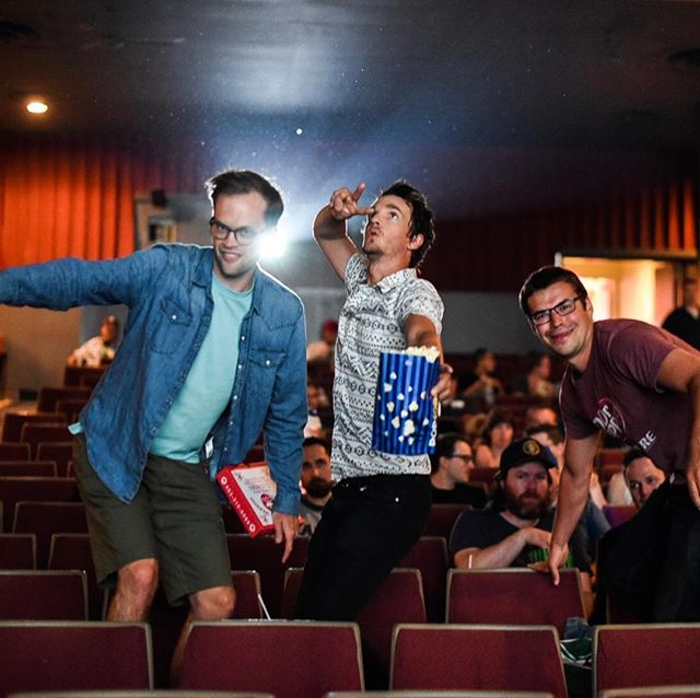 Get ready for ESCAPE FROM NEW YORK and BIG TROUBLE IN LITTLE CHINA. Butts in seats are not a requirement. Tickets at the door for the double feature or the single films - let's gooooo! #thefifthreel 📸: @m.grondin.photo
