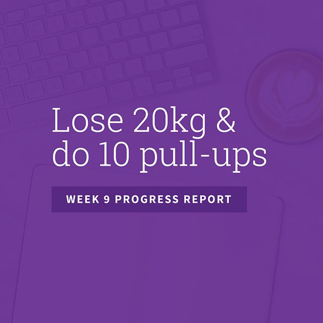 Progress report: 🤔 I've only exercised 1x this week, BUT... Eventhough this feels like an excuse, I was unwell. So eventhough I kinda feel bad for not meeting my goal, I also kinda don't. 😐 Do you exercise when you're physically unwell? Let me know! #weightloss #DoItWithPride