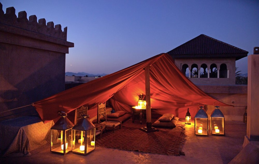 Marrakech - Ksar Char Bagh