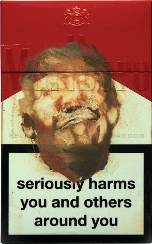 Trump Fags  by Antony Micallef   A  ntony Micallef
