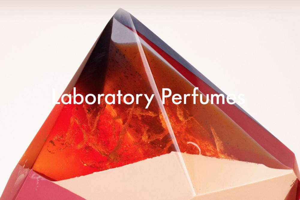 Amber - Laboratory Perfumes No 1