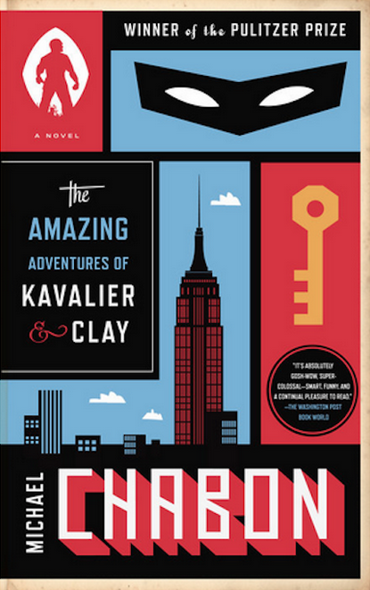 The Amazing Adventures of Cavalier & Clay  by Michael Chabon