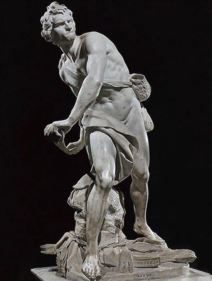David by Bernini