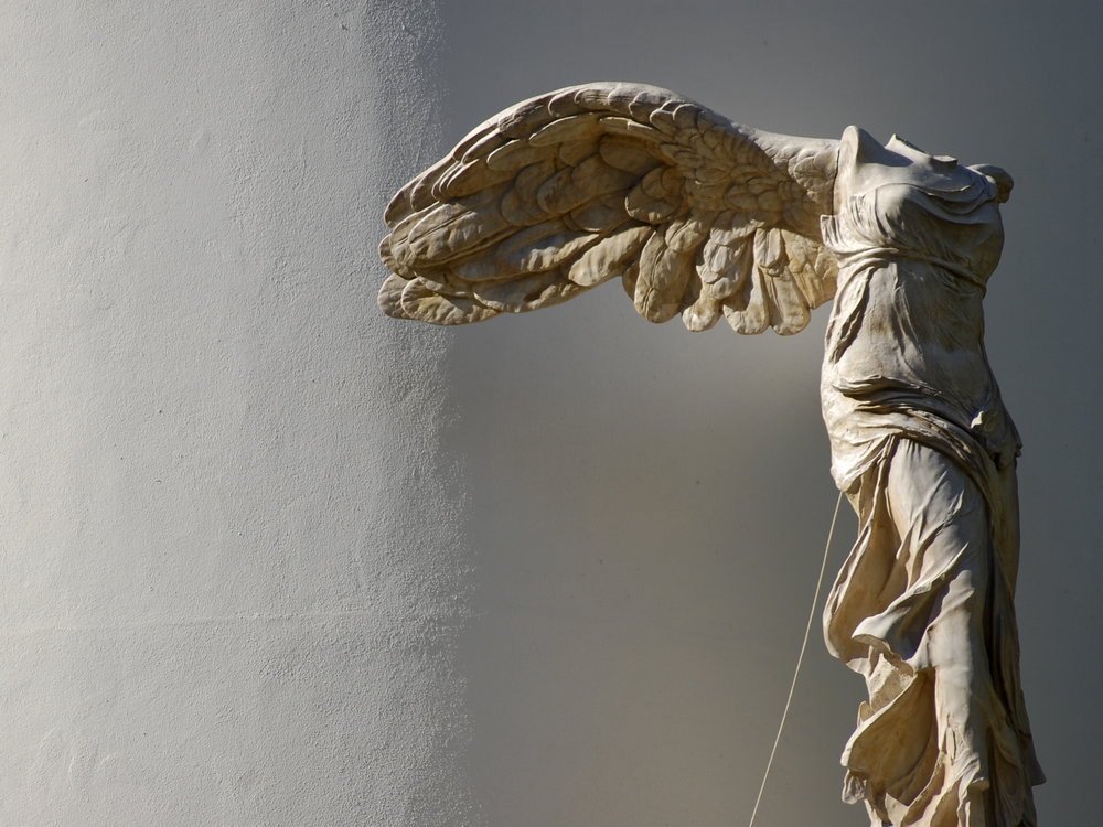 Samothrace the Louvre