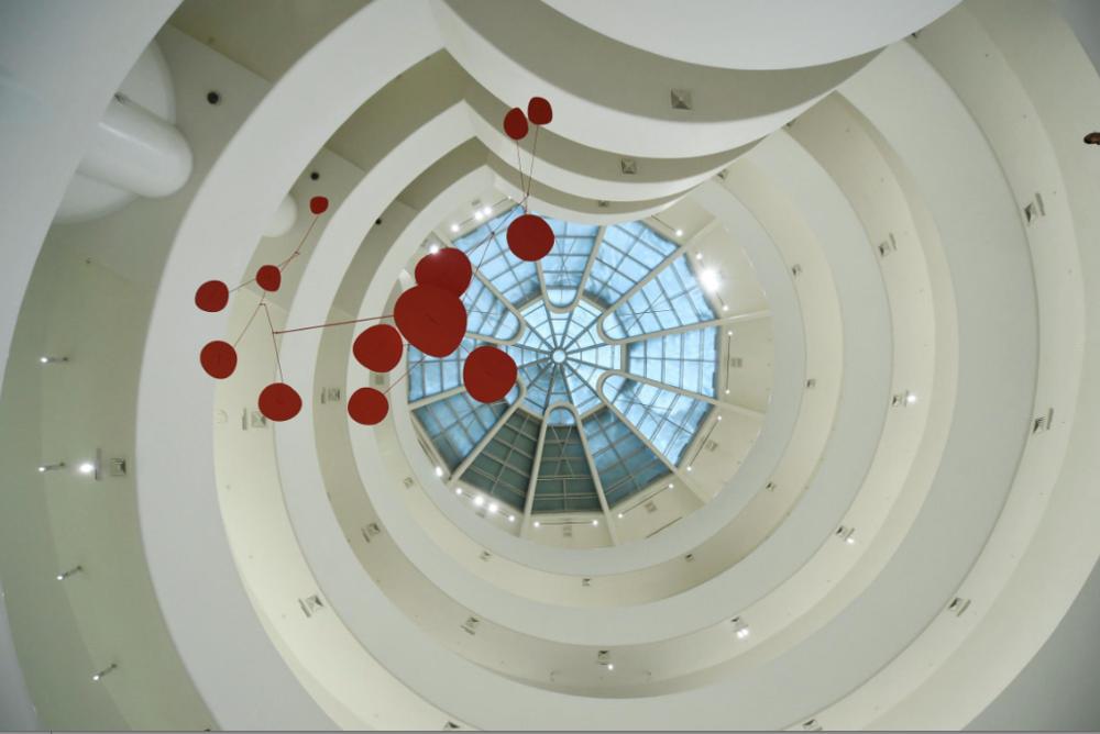 Visionaries - a modern Guggenheim