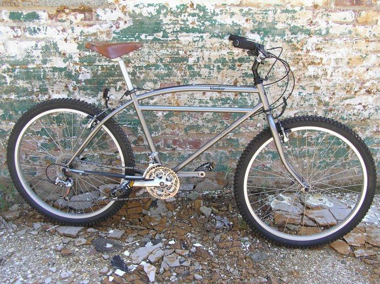 clunker bike