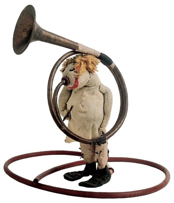 horn blower