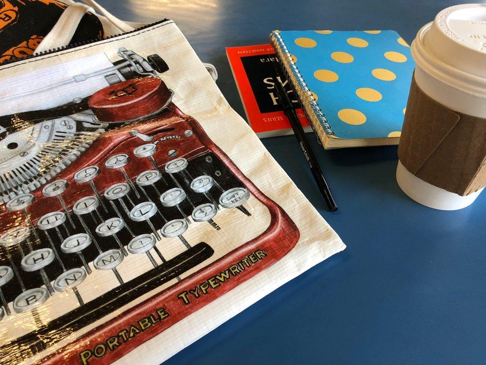 typewriter bag
