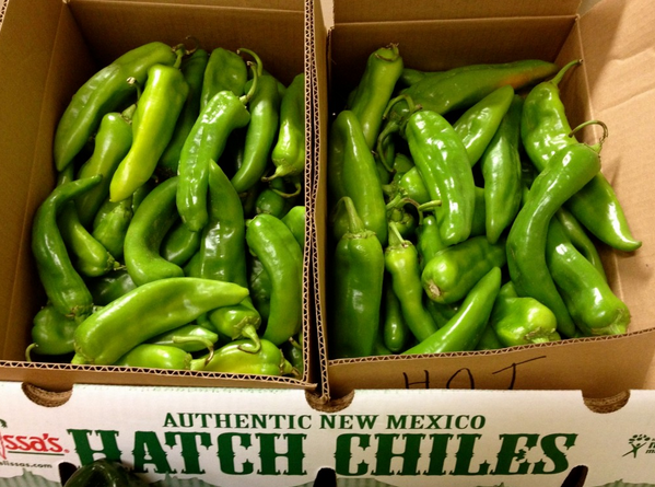 hatch chillies