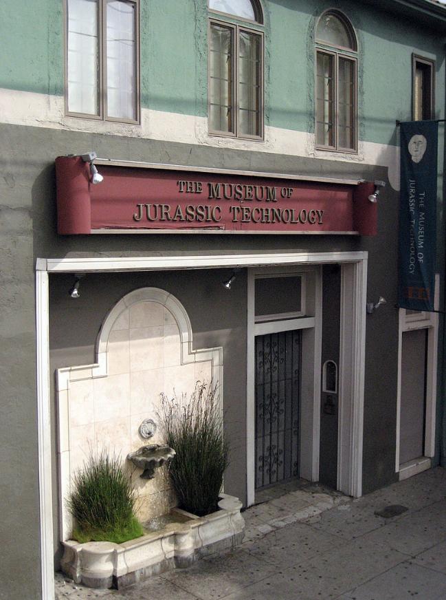 museum of jurassic