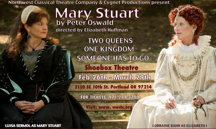 Mary Stewart Poster