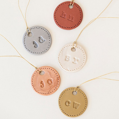 Personalised Clay Charms