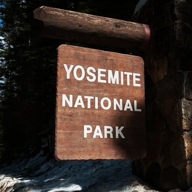 #Yosemite is a really place to be 😊 So lucky to be here when the #snow is melting! 😃