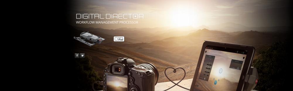 digital director for ipad air and air2