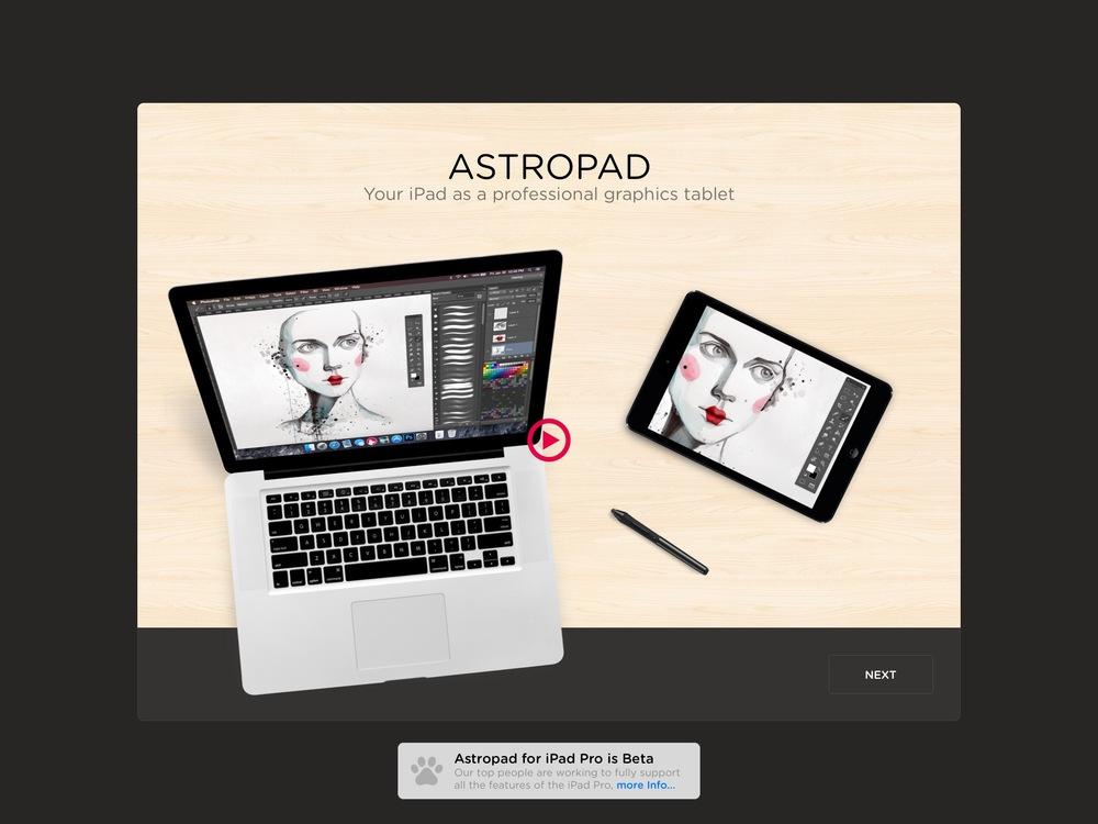 astropad app