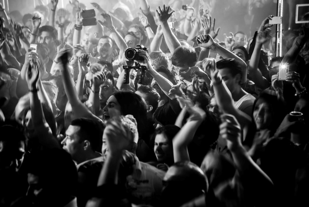 The many faces of the dance music crowd: which one are you?