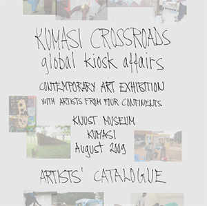 Kumasi Crossroads Arttists' Catalogue