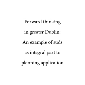 Forward thinking in greater Dublin
