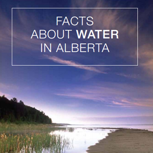 Facts about water in Alberta