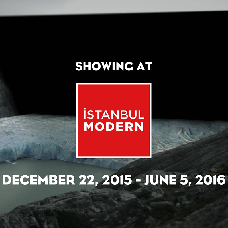 Till It's Gone, group exhibition at Istanbul Modern