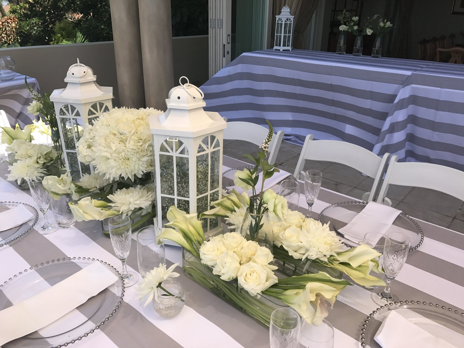 Events corporate wedding furniture decor hire functions for mpumis baby shower junglespirit Images