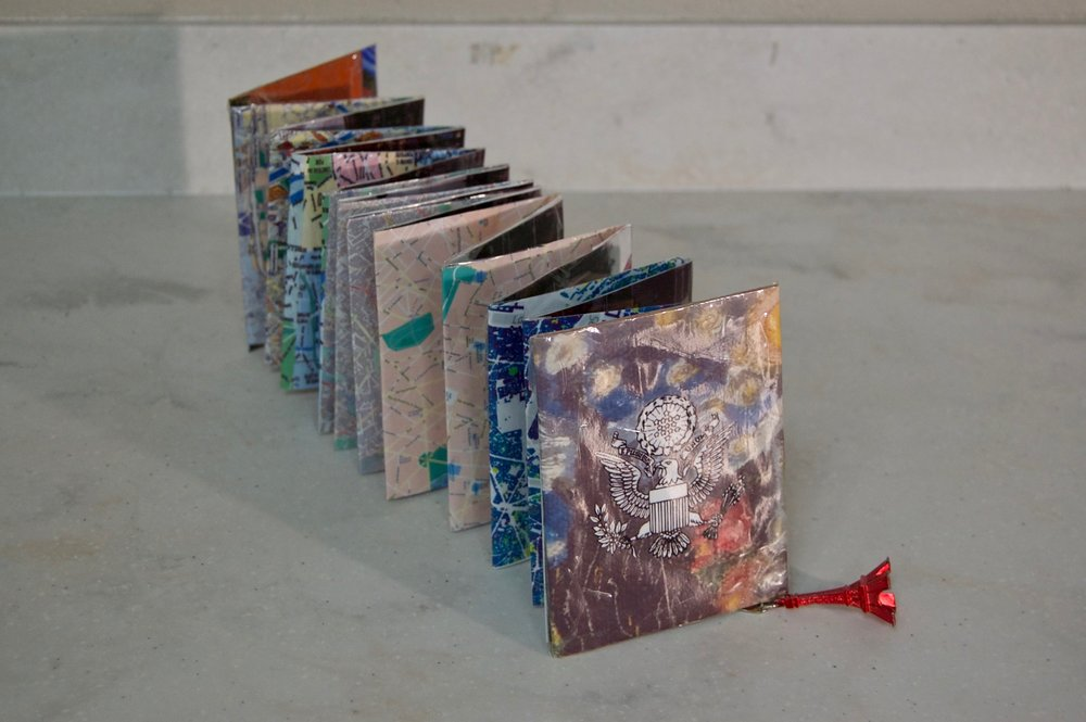 Artist Book - Sequential Narrative