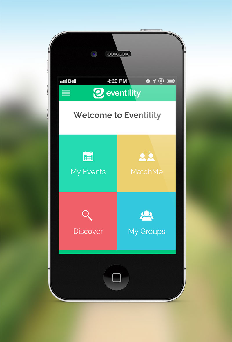 KSD_Eventility_App_Homescreen