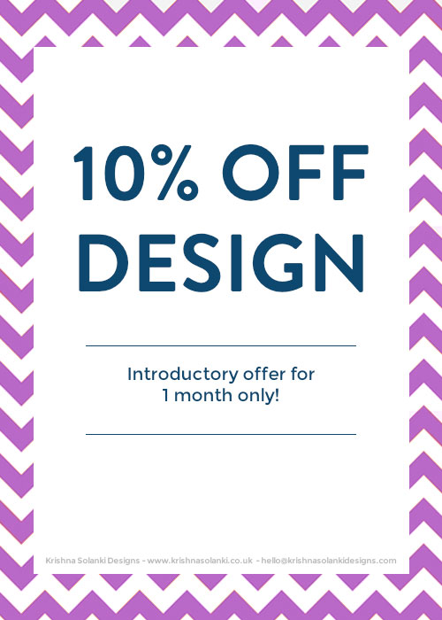 KSD : 10 percent off design!