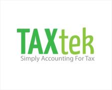 TAXtek logo