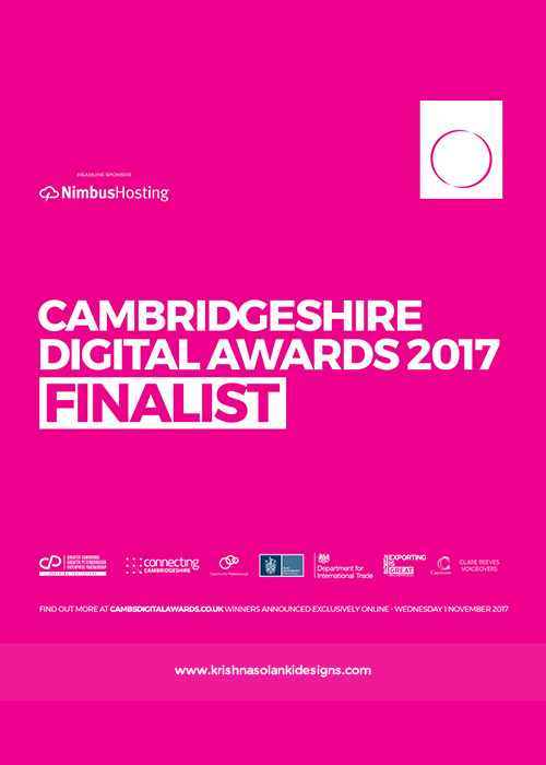 Krishna Solanki Designs - Finalist For Cambridgeshire Digital Awards 2017 - Small Business Category.jpg