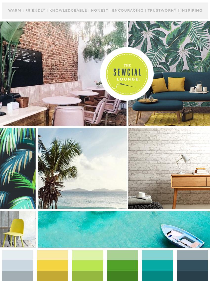 Krishna Solanki Designs - Escape & Create - Moodboard