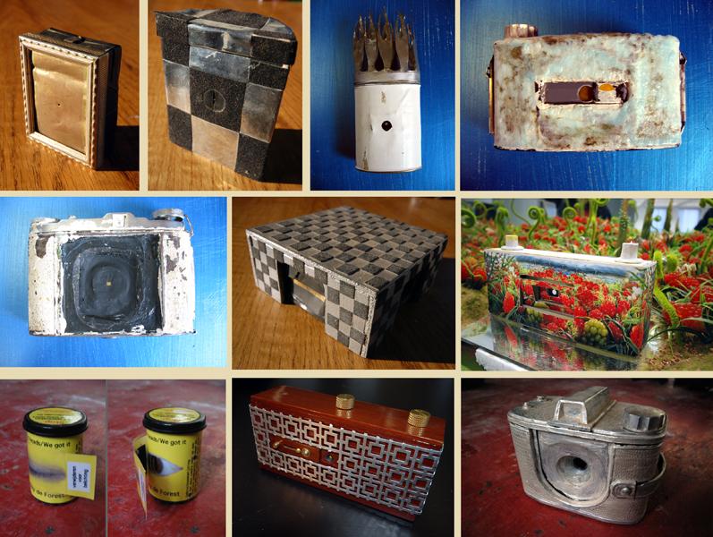 Pinhole camera's
