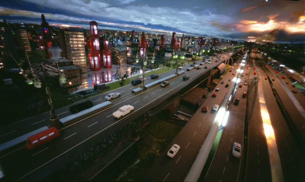 Cityscape 13