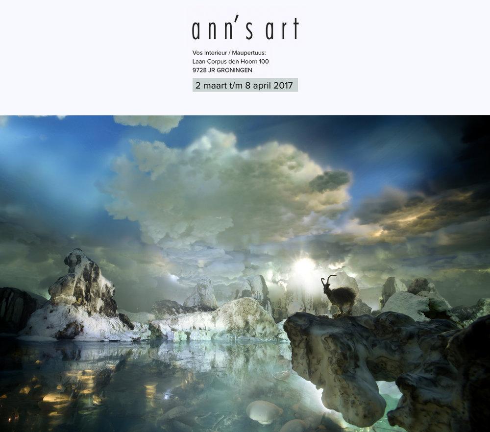 Expositie Ann\'s Art Groningen 2 maart t/m 8 april 2017 — Bethany de ...