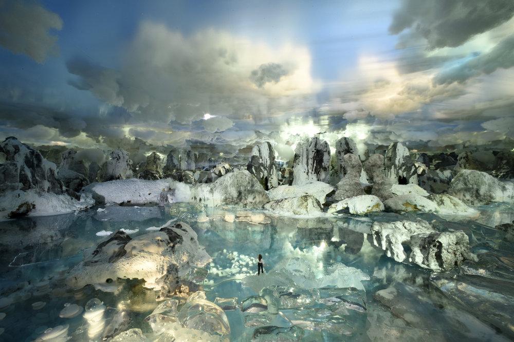 18. View Antarctica