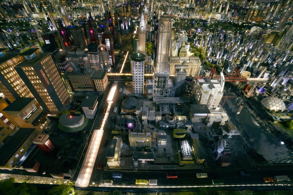 20. Cityscape