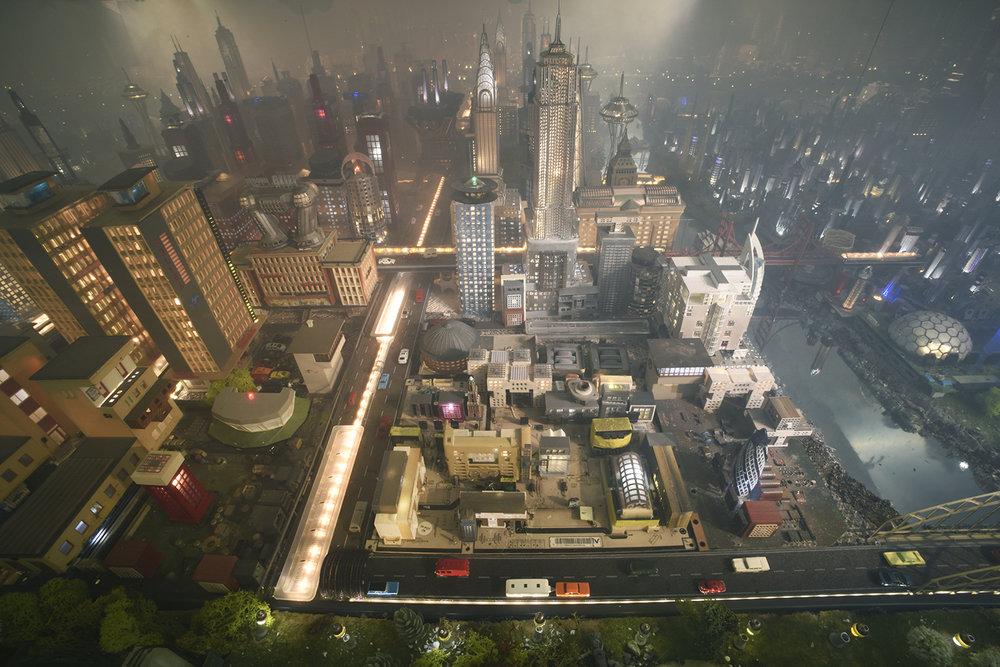33. Smog City