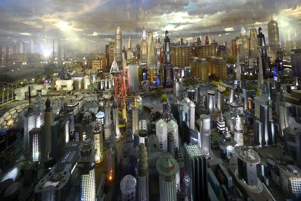 Resistor City