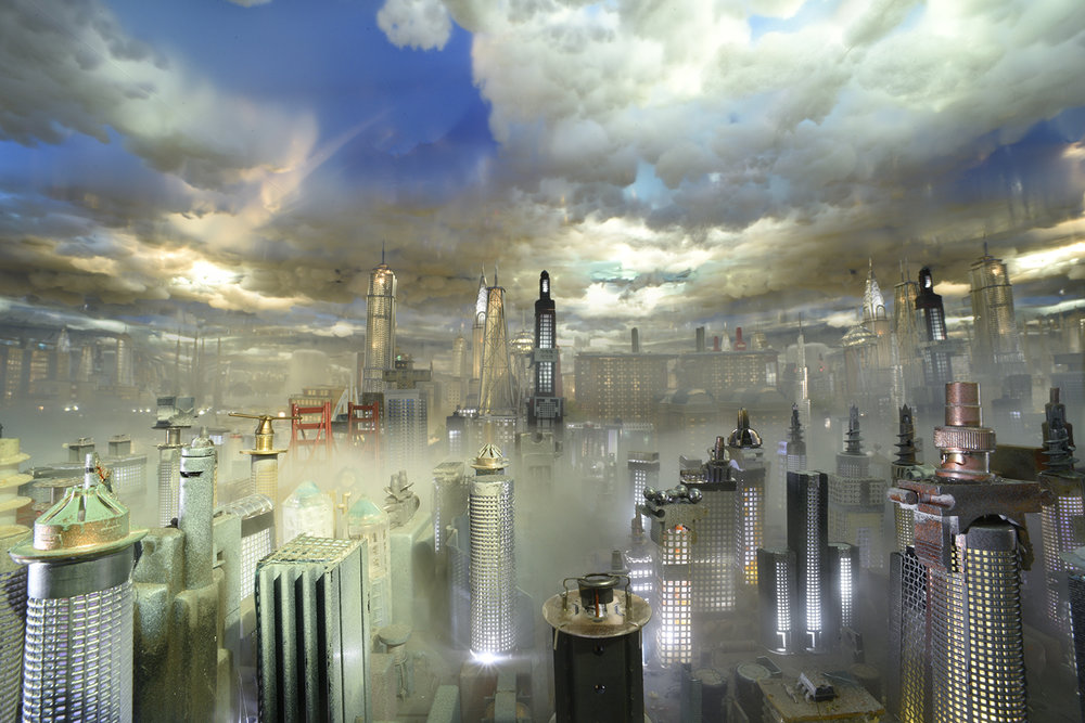 CO-2 City
