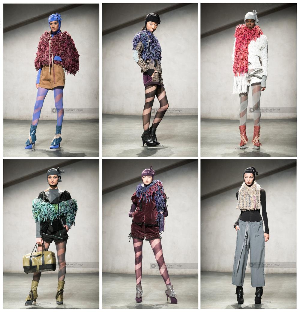 Antonio Ortega Couture Autumn/Winter'15
