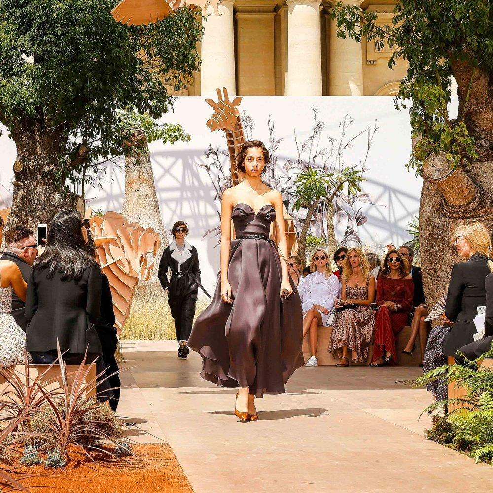 Dior Haute CoutureAutumn/Winter'17 at Hôtel des Invalides