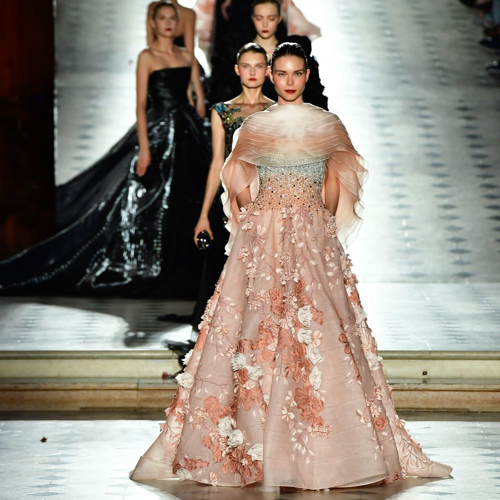 Tony Ward Haute Couture Autumn/Winter'17 at Oratoir de Louvre