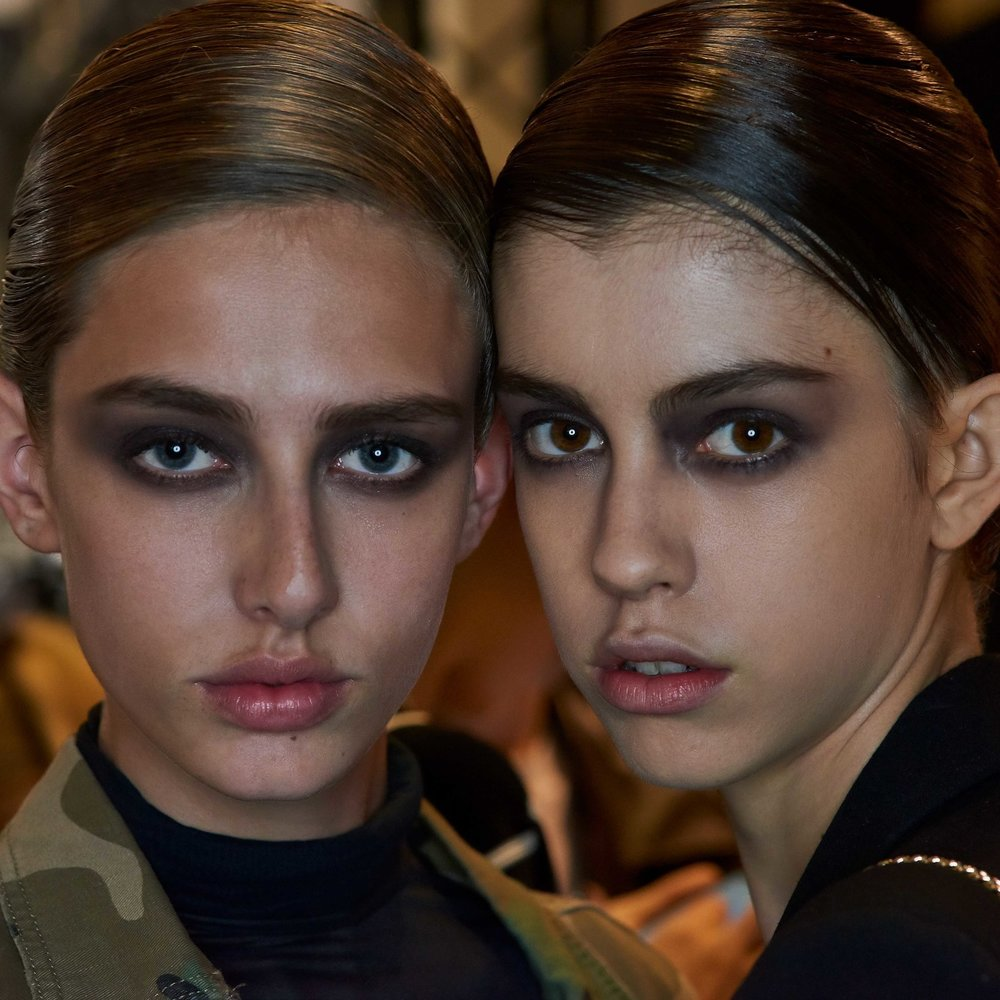 Armani Prive Backstage Haute Couture Autumn/Winter'17
