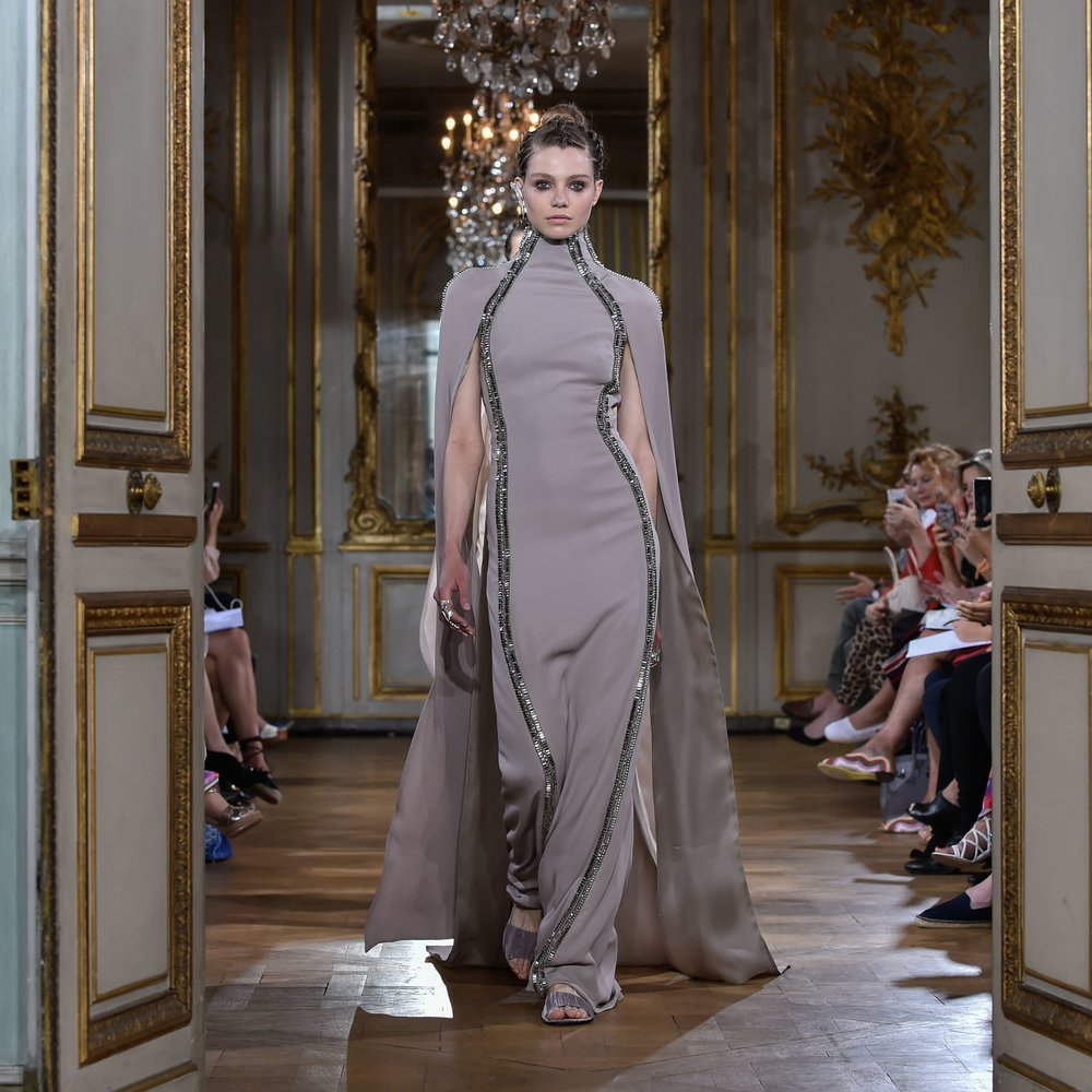 Antonio Grimaldi Haute Couture  Autumn/Winter'17