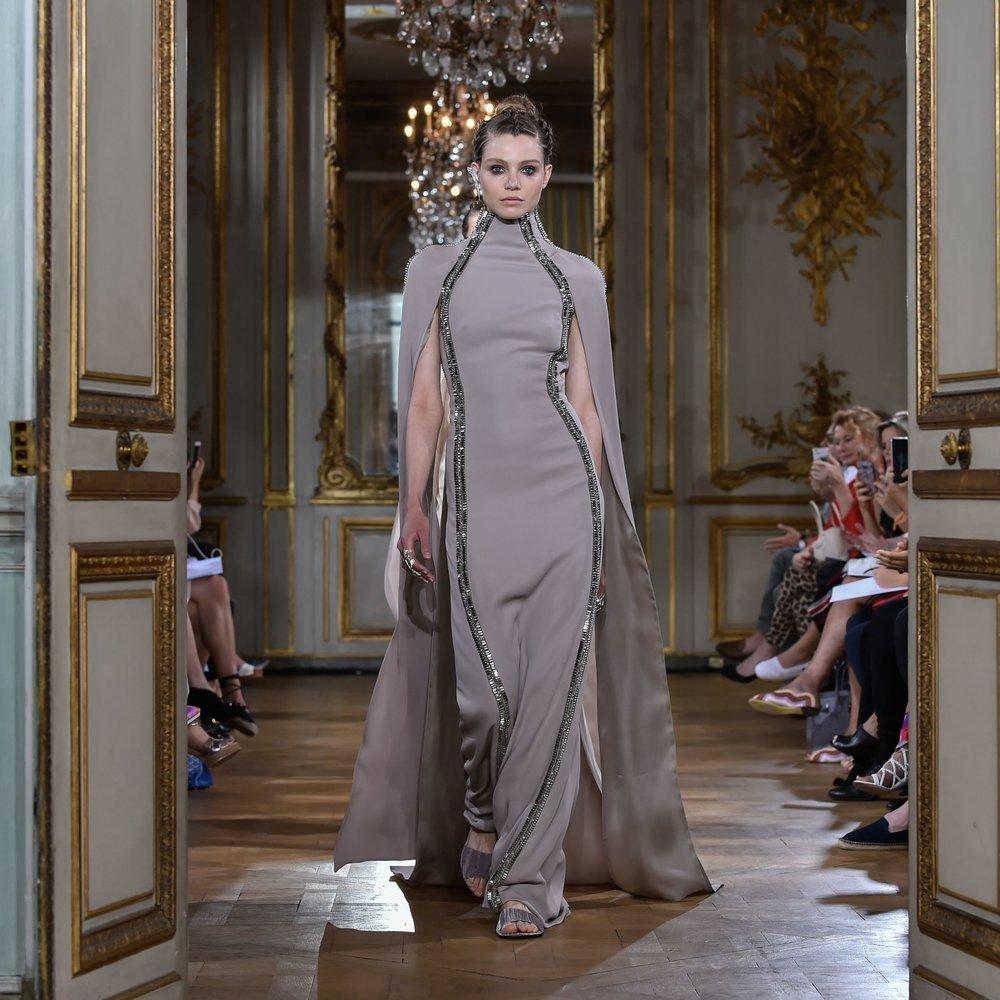Antonio Grimaldi Haute Couture Autumn/Winter'17