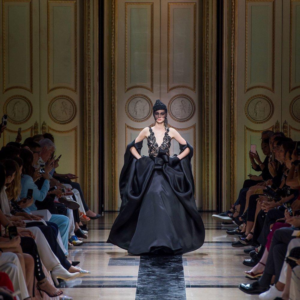 Giogio Armani Privé Haute Couture Autumn/Winter'17