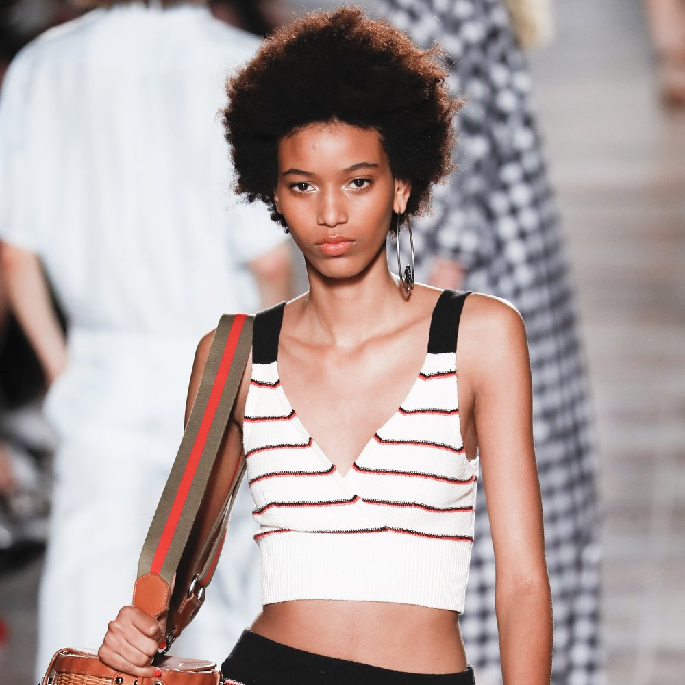 Sonia Rykiel Ready to Wear Spring/Summer'18