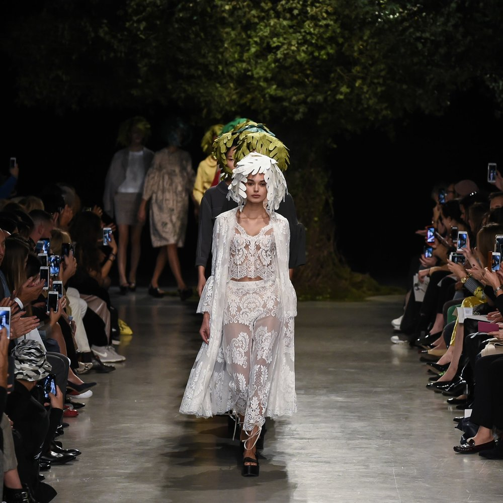 Junko Shimada Ready to Wear Spring/Summer'18